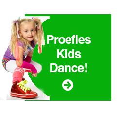 Proefles Kids Dance - Dansschool Den Haag