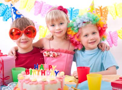 Speciaal verjaardagsfeestje