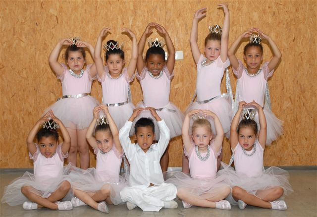 Kids Dance (vanaf 4 jaar)