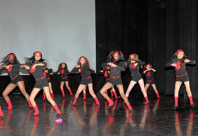 Streetdance (vanaf 8 jaar)